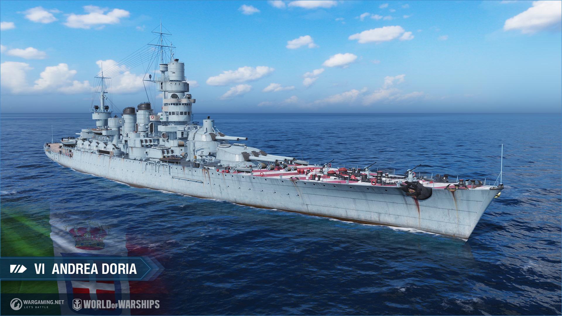 VI Andrea Doria