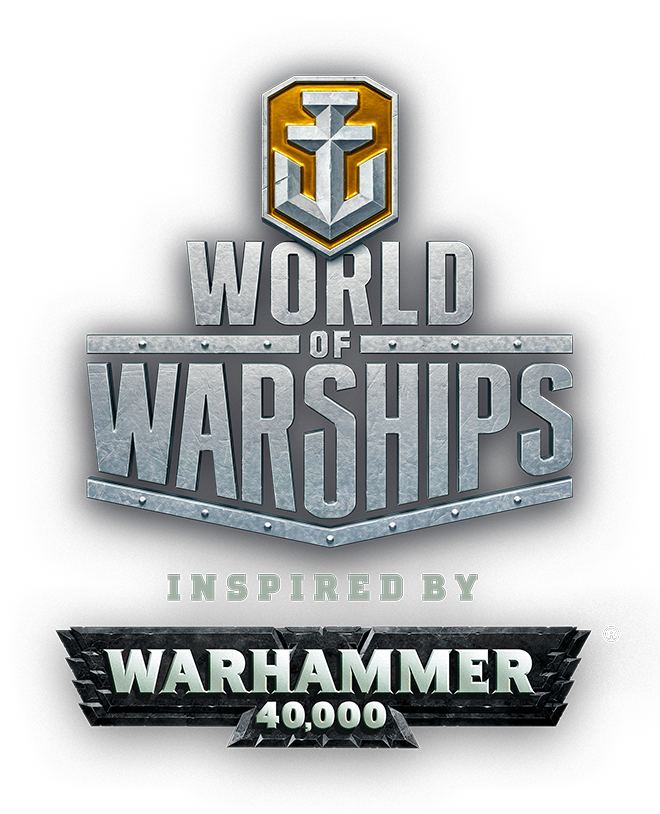 Colaboración de World of Warships con Warhammer 40.000.